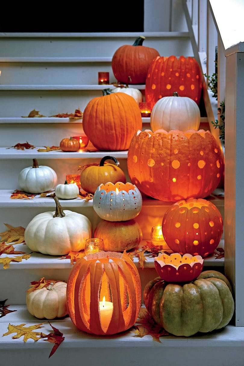 Fall Front Door Decorating Ideas-02-1 Kindesign
