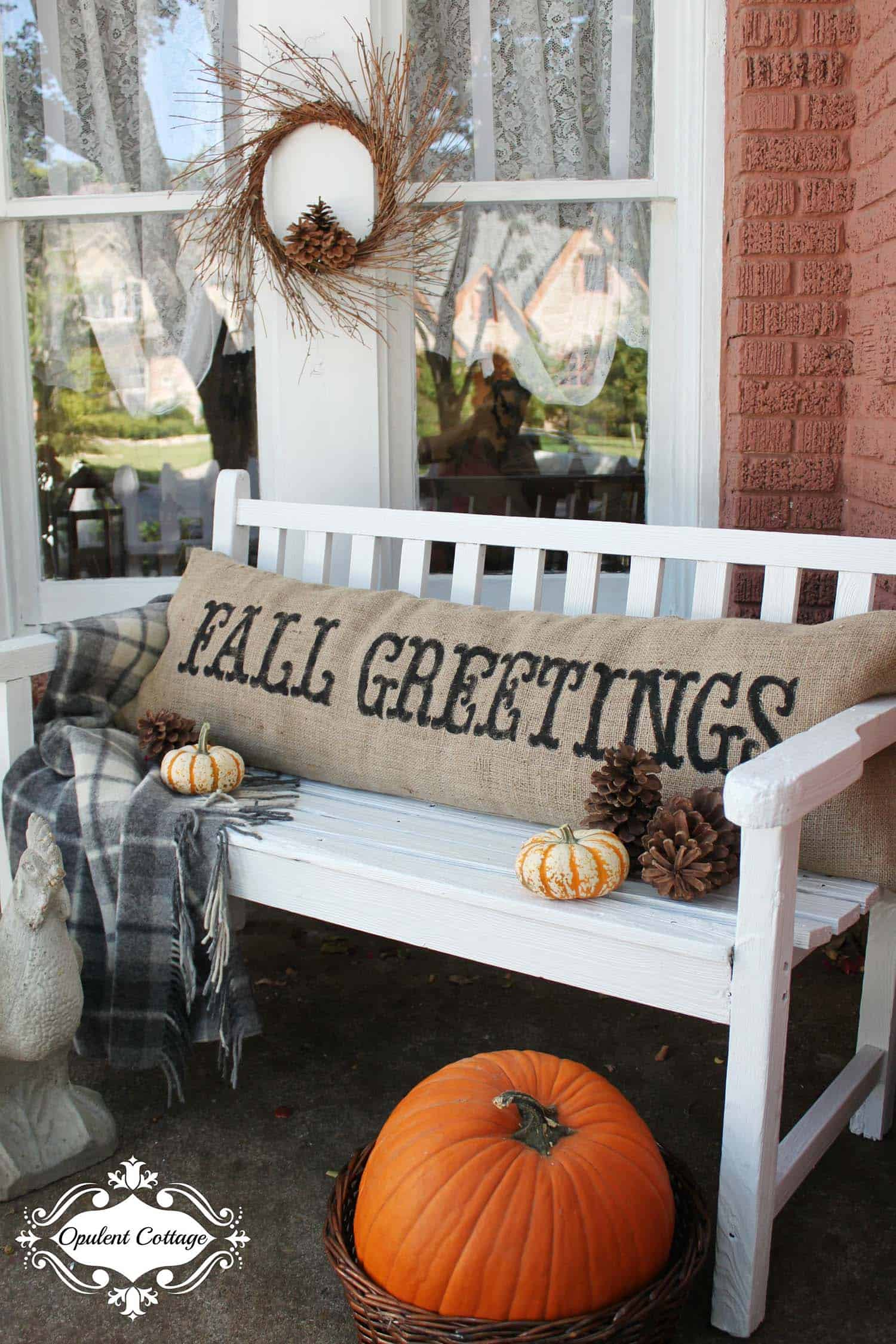 Fall Front Door Decorating Ideas-24-1 Kindesign
