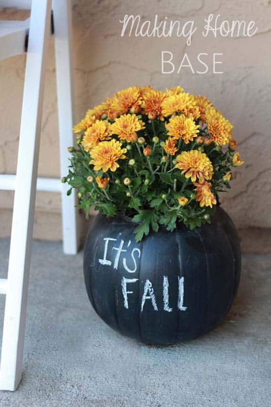 Fall Front Door Decorating Ideas-34-1 Kindesign