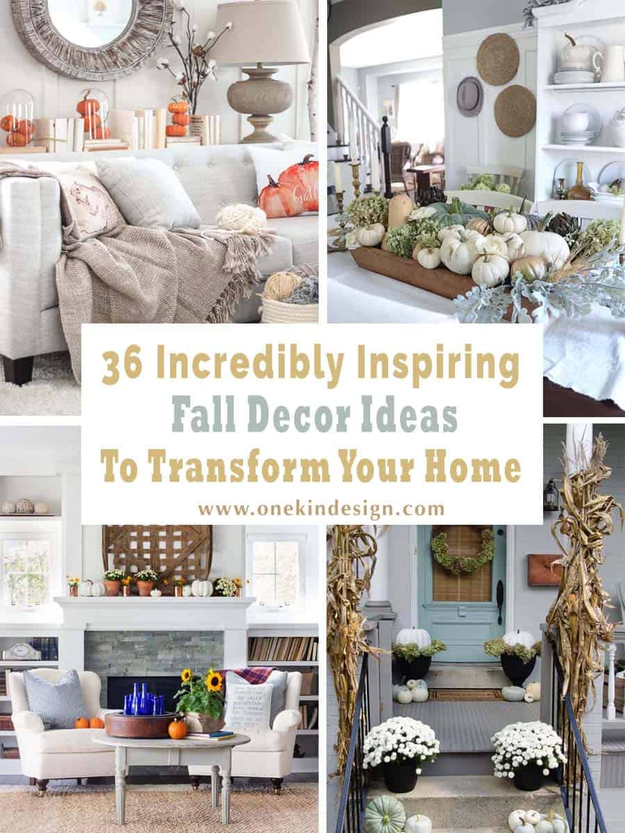 Large Kitchen Design Ideas00 36 Incredibly Inspiring Fall Decor Ideas To Transform Your Home