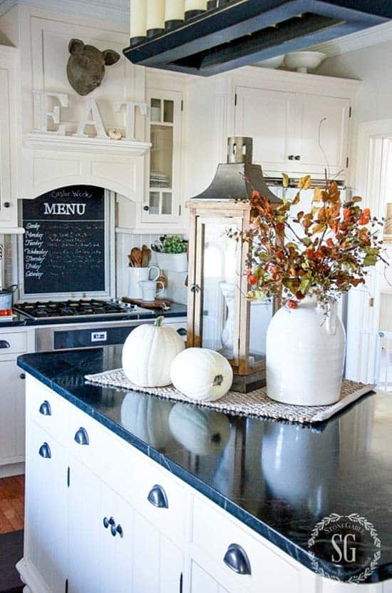 Inspiring Fall Decor Ideas-11-1 Kindesign