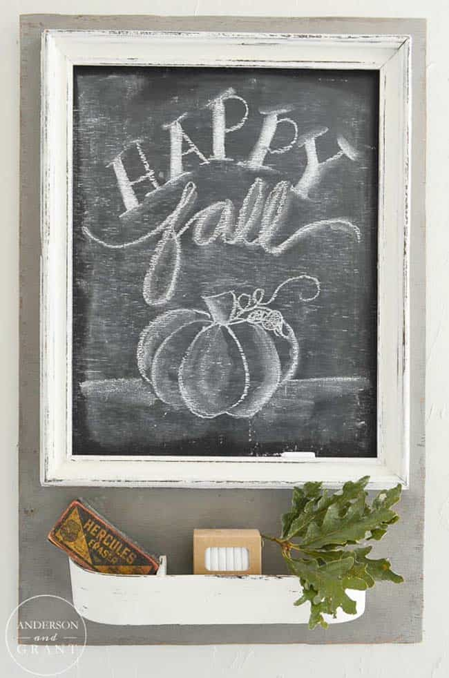 Inspiring Fall Decor Ideas-28-1 Kindesign