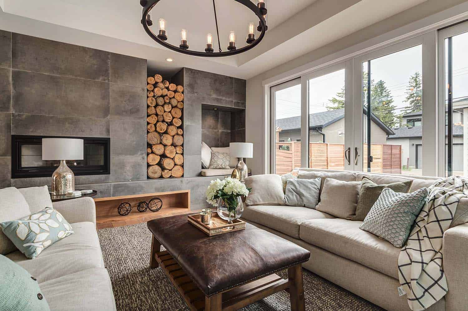 Calgary home radiates with fresh, modern farmhouse style