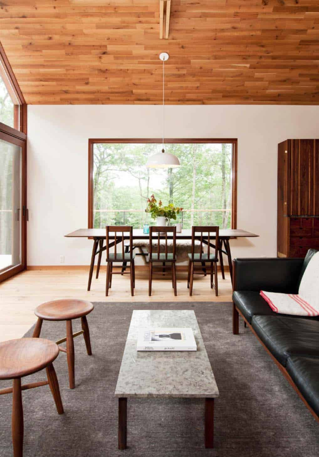 Modern-Rustic Dwelling-Lang Architecture-05-1 Kindesign
