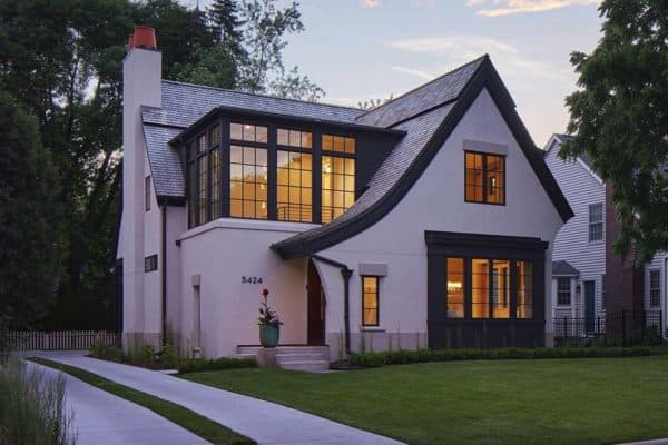 featured posts image for Modern Scottish cottage in Minnesota radiates with stylish features