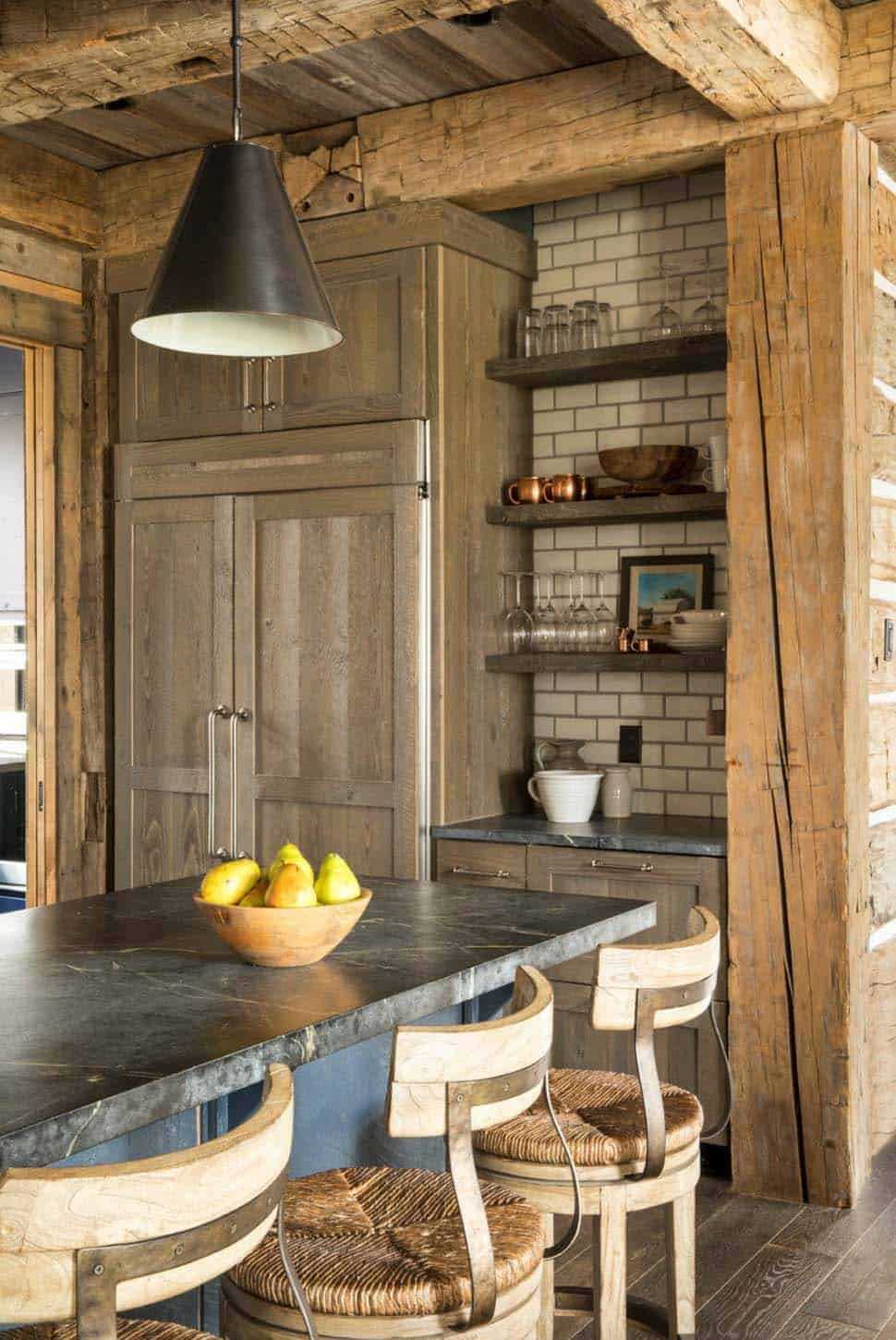 Rustic Lake House-Martha OHara Interiors-07-1 Kindesign