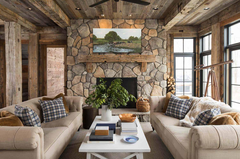 Rustic Lake House-Martha OHara Interiors-10-1 Kindesign