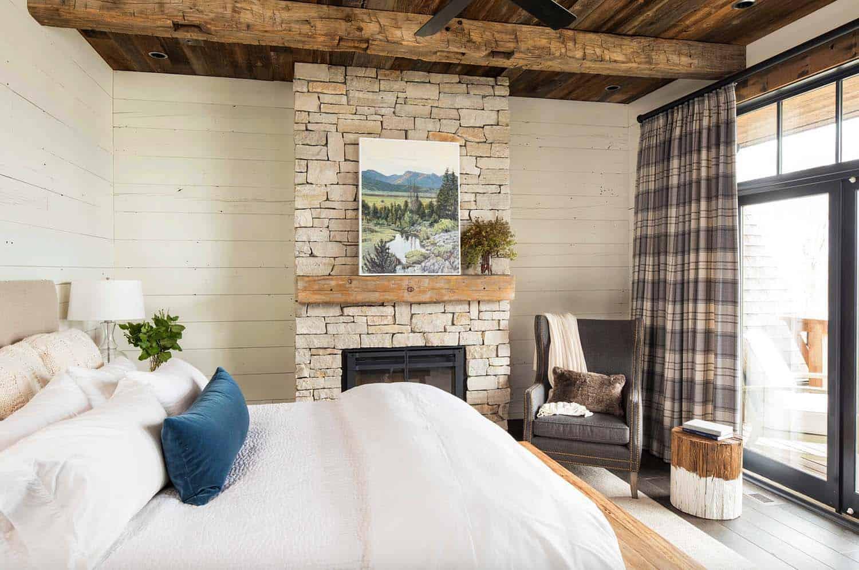 Rustic Lake House-Martha OHara Interiors-15-1 Kindesign