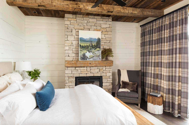 Rustic Lake House-Martha OHara Interiors-16-1 Kindesign