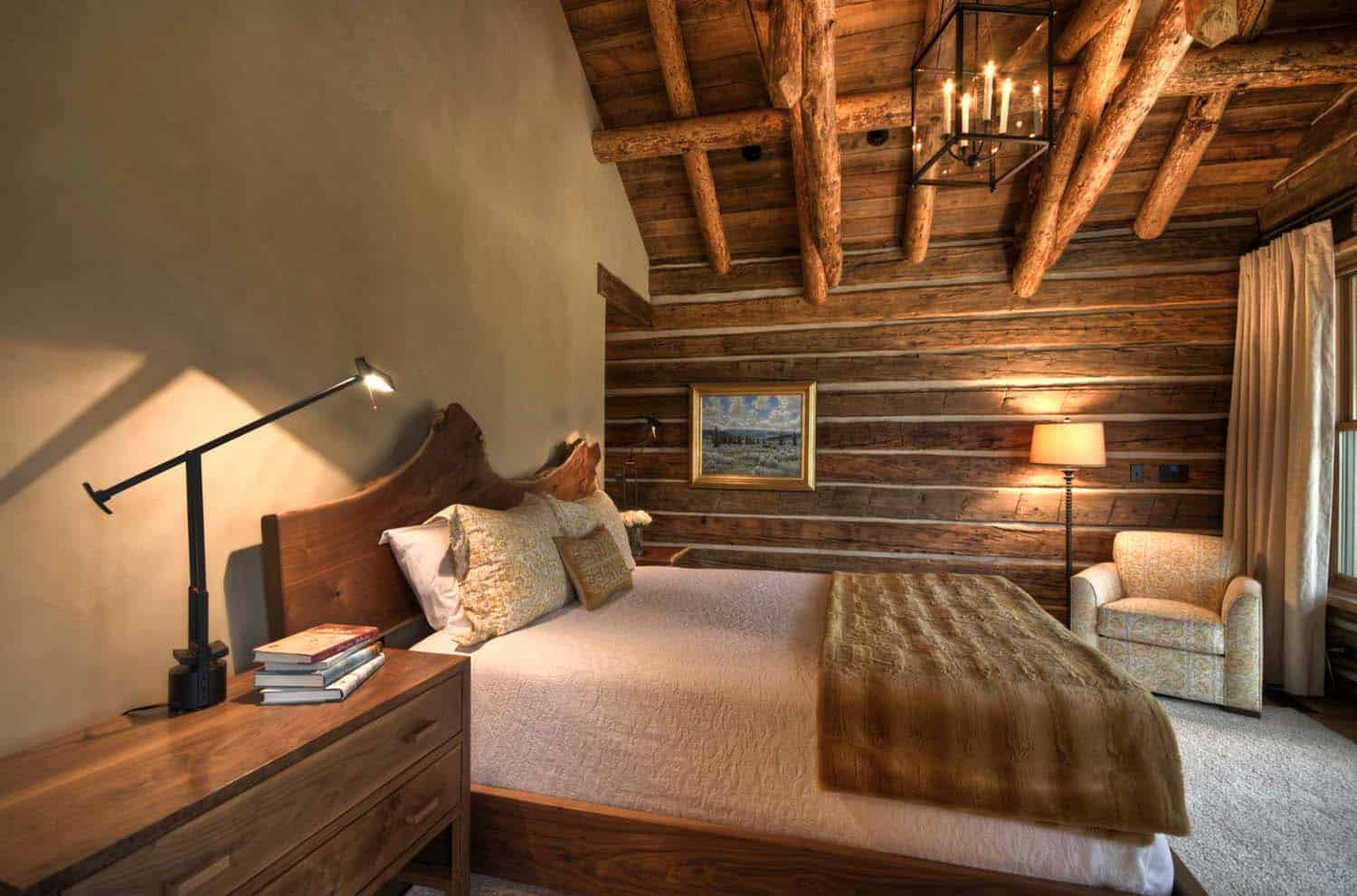 Rustic Mountain Home-Laura Fedro Interiors-12-1 Kindesign