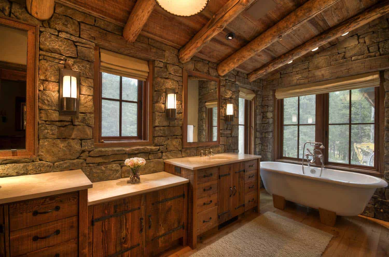 Rustic Mountain Home-Laura Fedro Interiors-13-1 Kindesign
