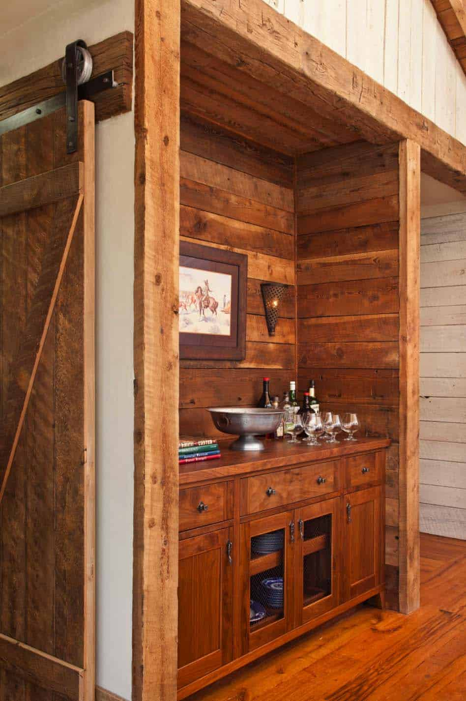 Rustic Mountain Retreat-Miller Roodell Architects-06-1 Kindesign