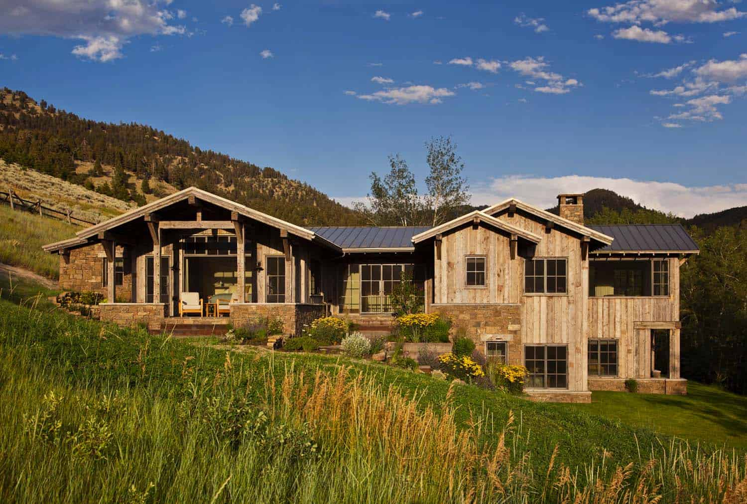 Rustic Mountain Retreat-Miller Roodell Architects-17-1 Kindesign