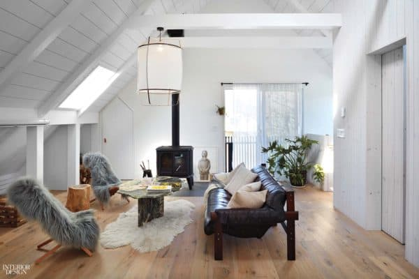 featured posts image for Beach retreat with Scandinavian style interiors in Montauk: Surf House