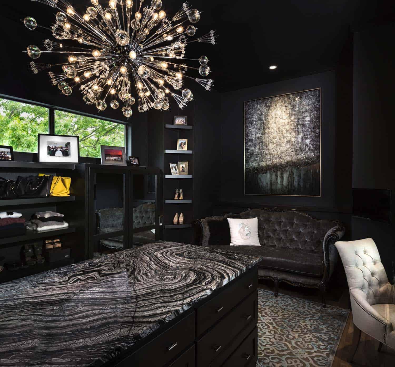 Kitchen Design Centers Dallas Tx: Urban Contemporary Home With An Industrial Twist In Dallas