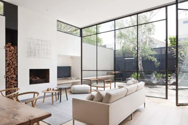 featured posts image for Small Victorian home gets a stunning transformation in Melbourne