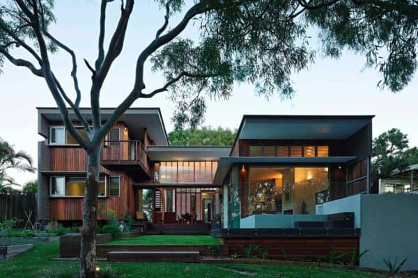 featured posts image for Sustainable timber house designed for modern living on Sunshine Coast