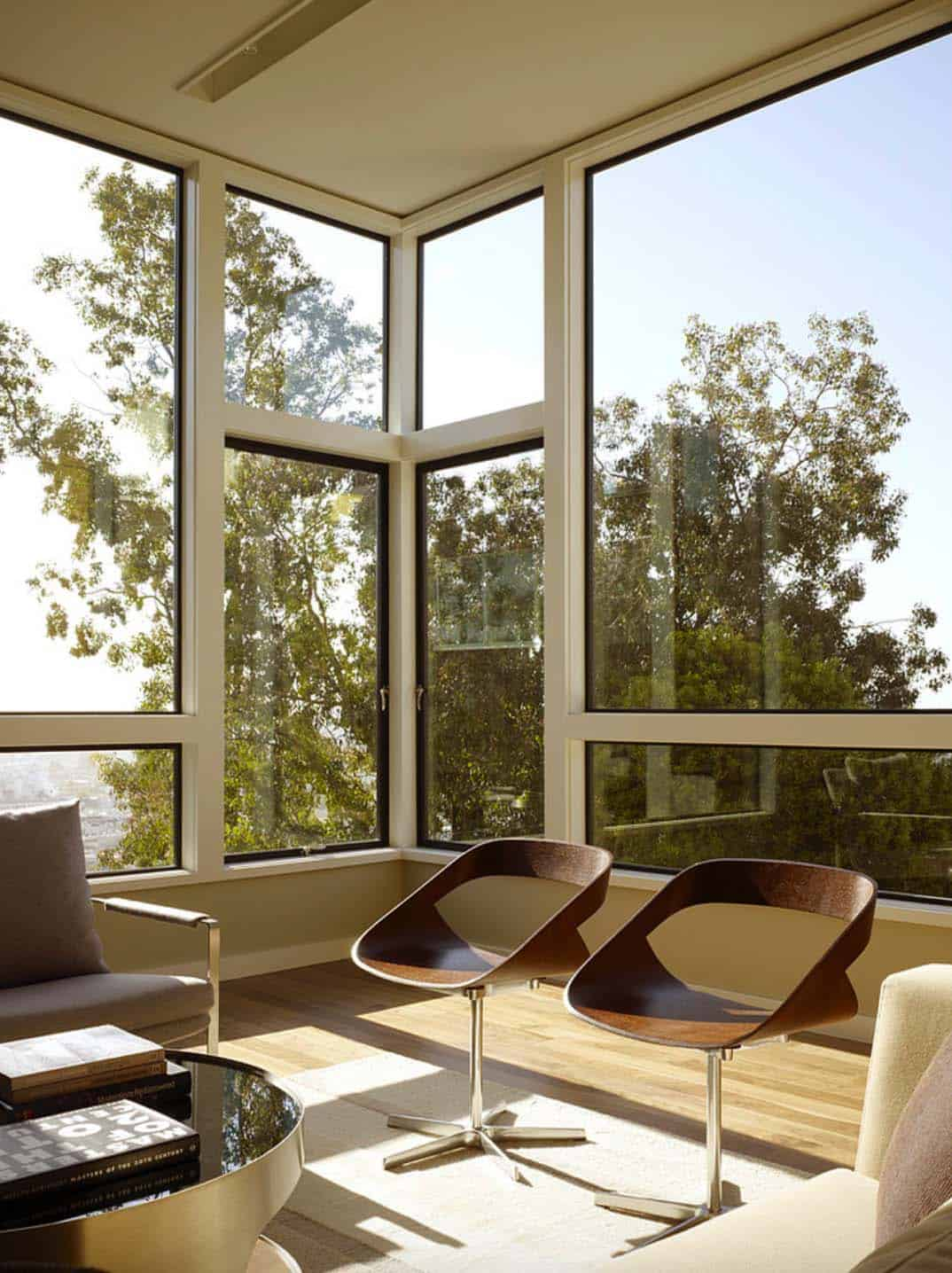 Architecture Modern Hillside Home-04-1 Kindesign