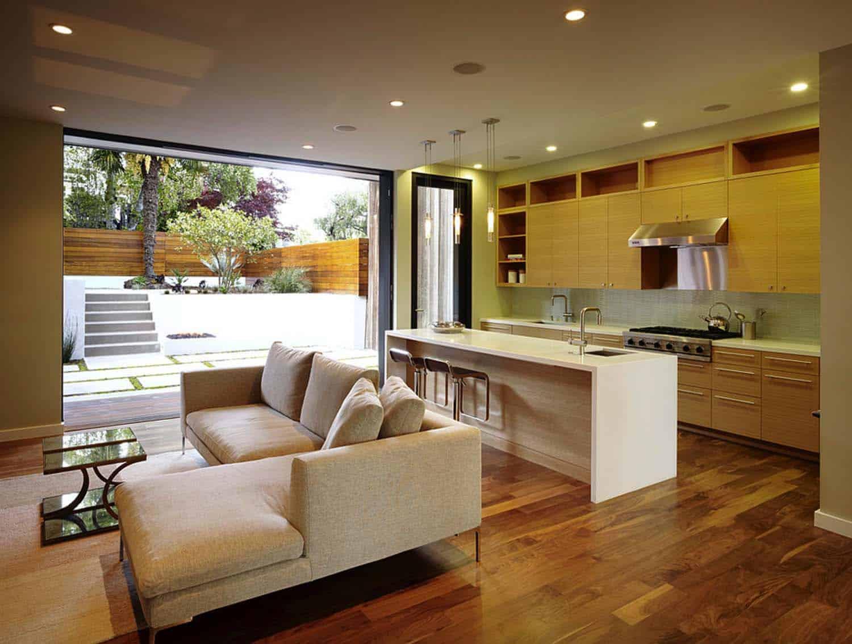 Architecture Modern Hillside Home-07-1 Kindesign