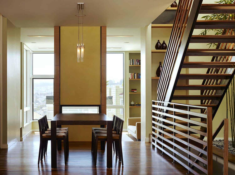 Architecture Modern Hillside Home-11-1 Kindesign