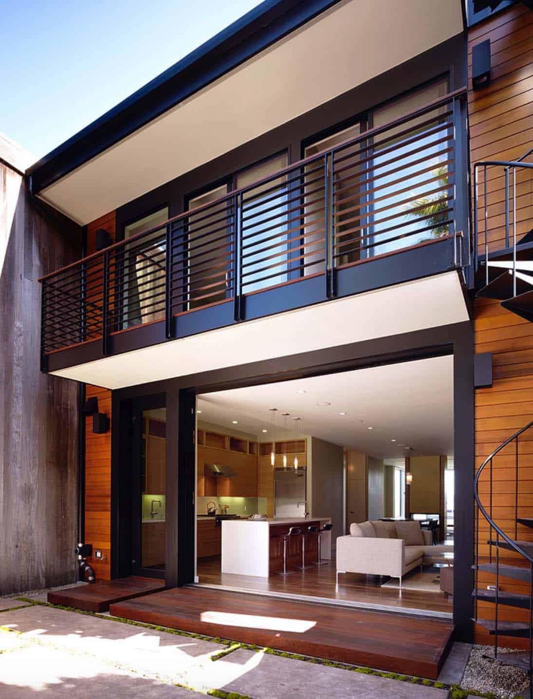 Architecture Modern Hillside Home-22-1 Kindesign
