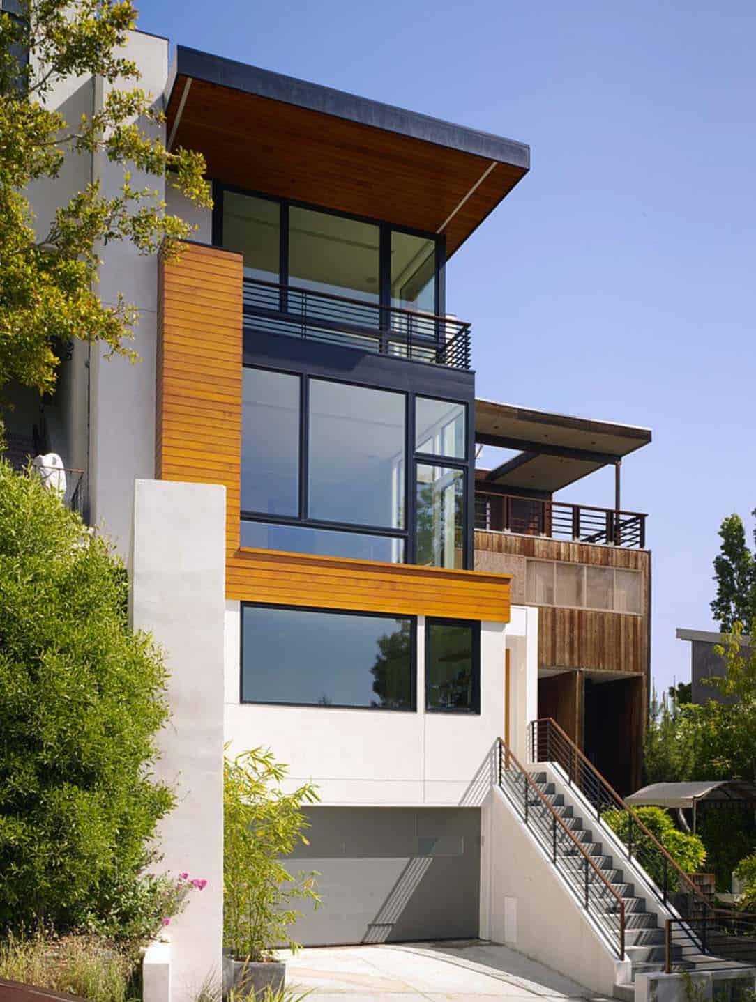 Architecture Modern Hillside Home-26-1 Kindesign