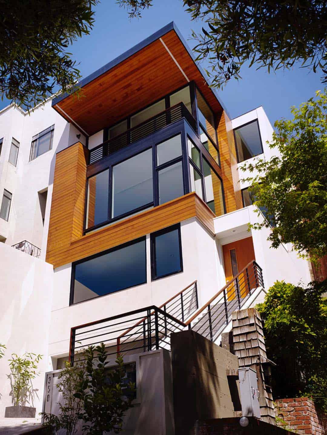 Architecture Modern Hillside Home-27-1 Kindesign