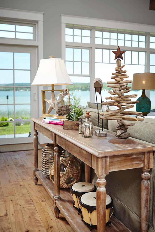 Beach Style Family Cottage-Villa Decor-11-1 Kindesign