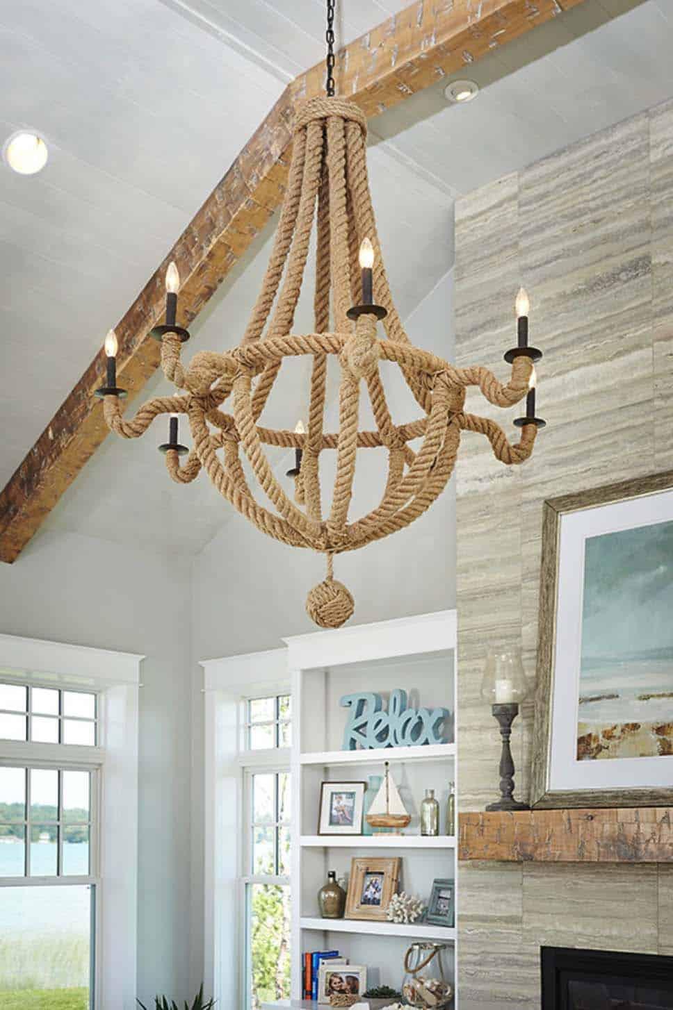 Beach Style Family Cottage-Villa Decor-13-1 Kindesign