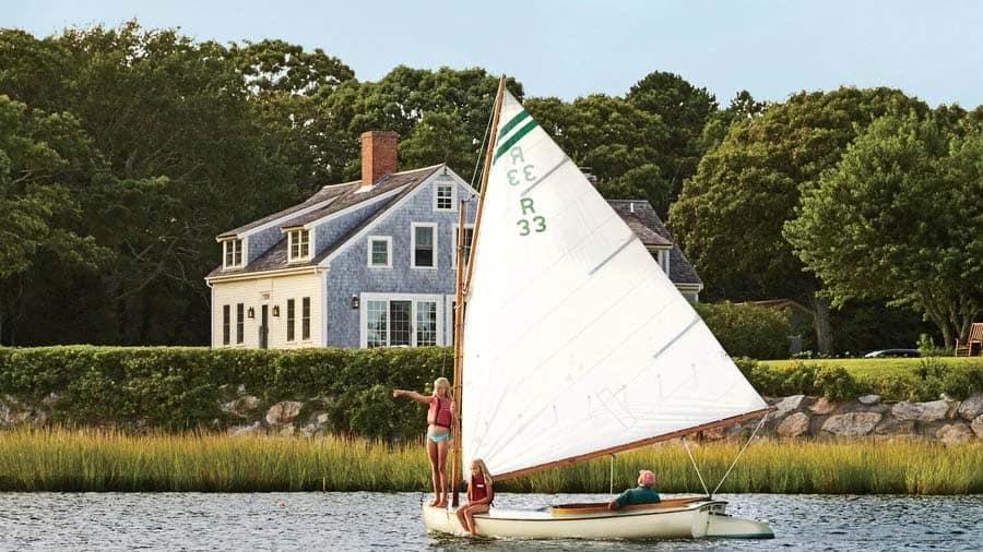 Cape Cod-Style Cottage Interiors-16-1 Kindesign