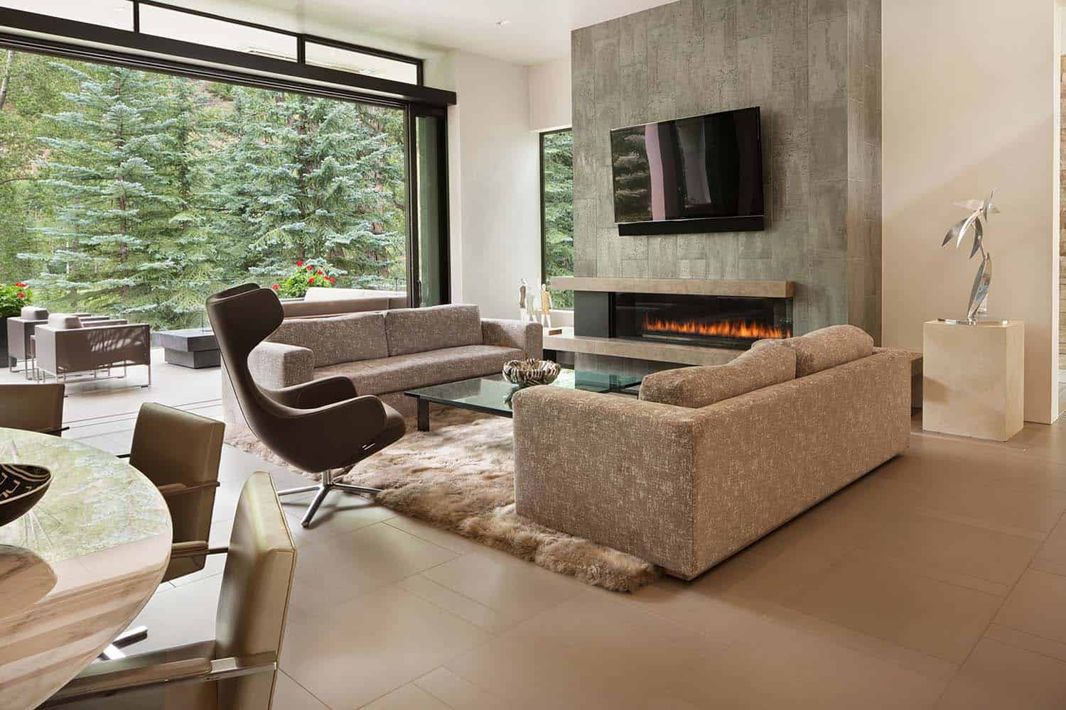 Contemporary Mountain Home-Charles Cunniffe Architects-10-1 Kindesign
