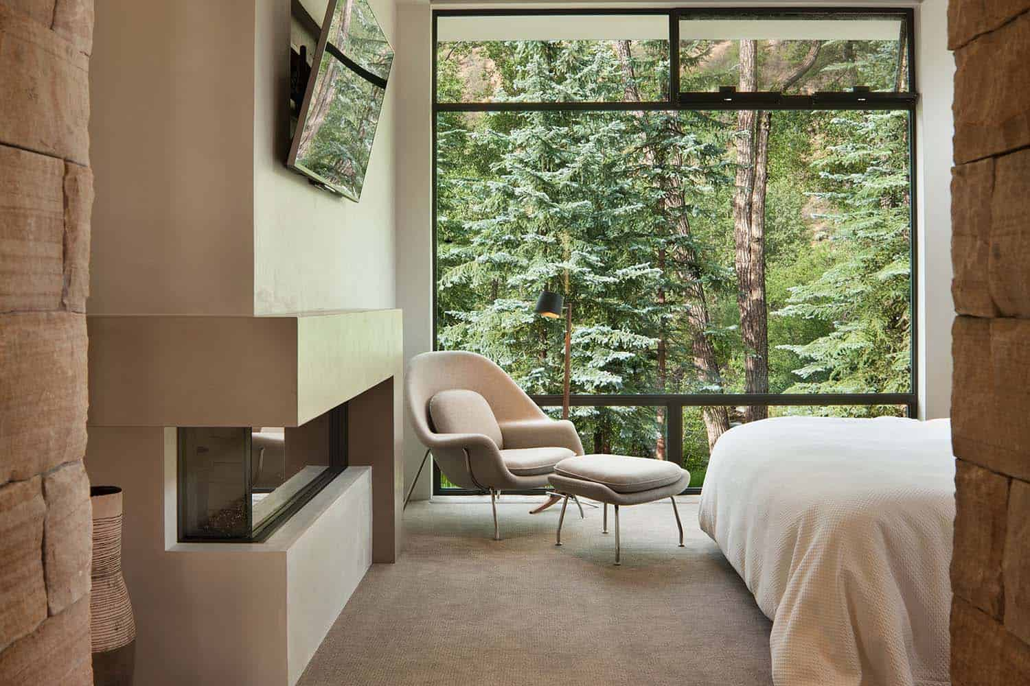 Contemporary Mountain Home-Charles Cunniffe Architects-17-1 Kindesign