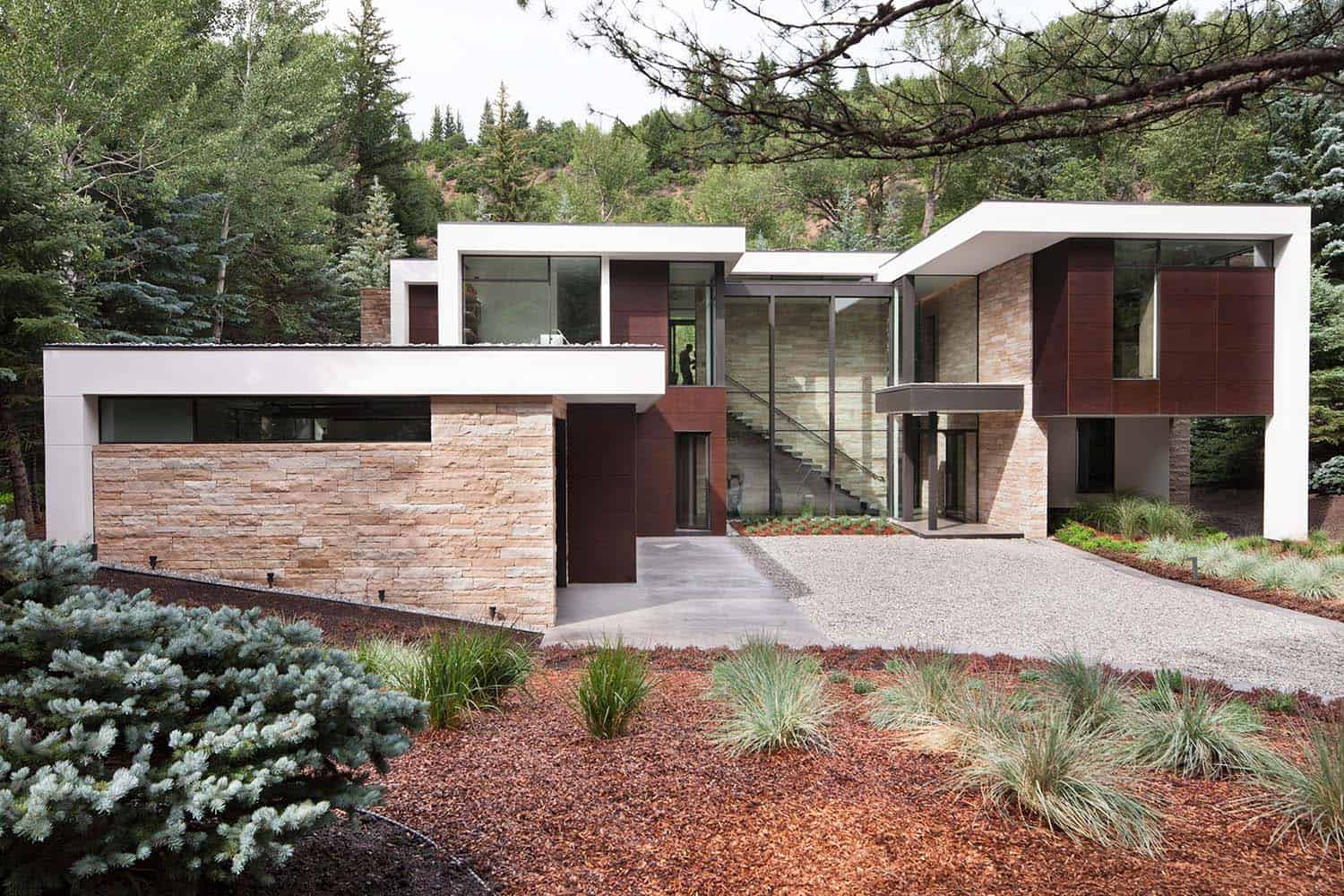 Contemporary Mountain Home-Charles Cunniffe Architects-27-1 Kindesign