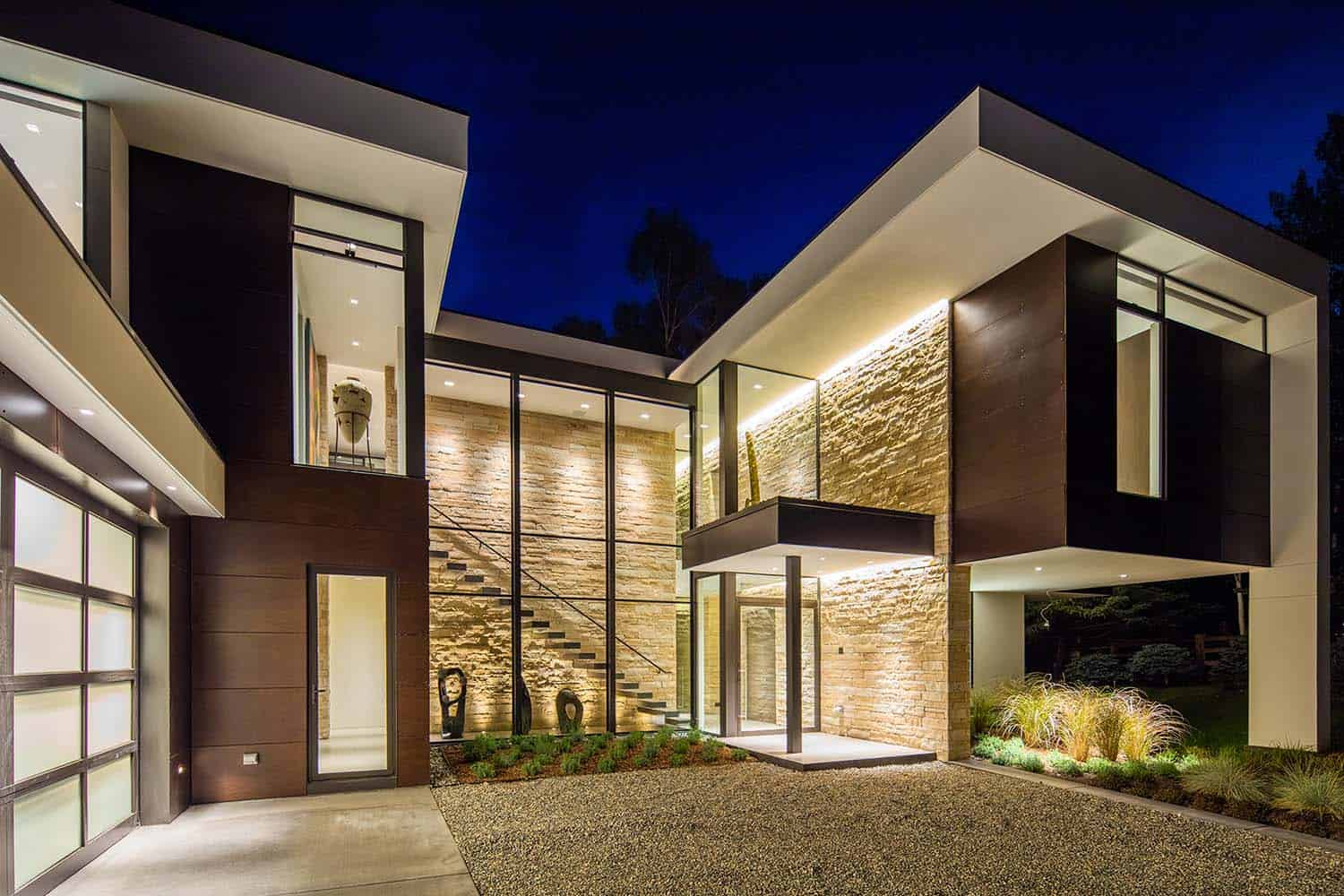 Contemporary Mountain Home-Charles Cunniffe Architects-28-1 Kindesign