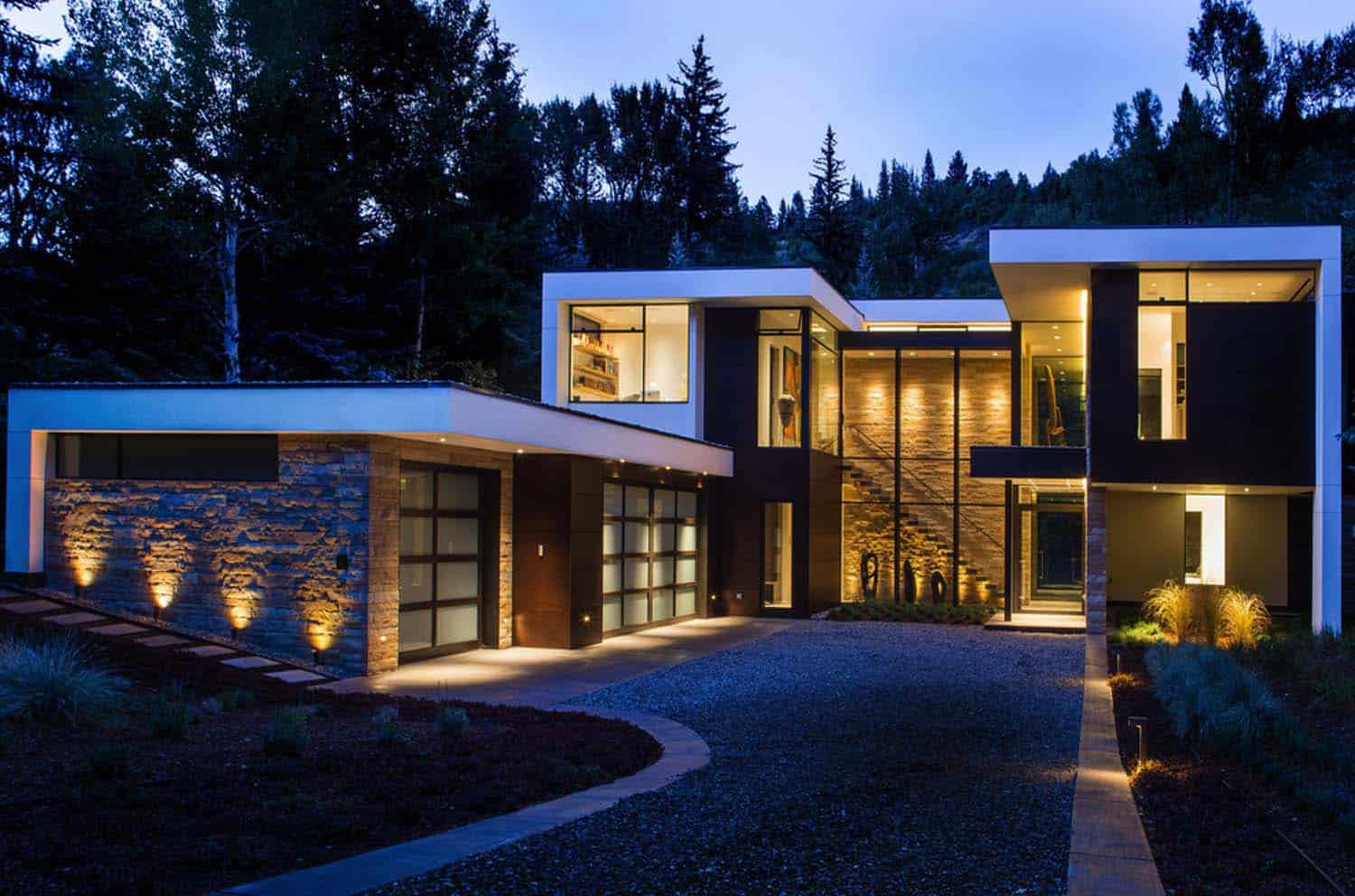 Contemporary Mountain Home-Charles Cunniffe Architects-29-1 Kindesign