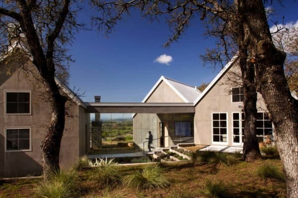 featured posts image for Modern take on a farmhouse: Weekend retreat in Napa wine country