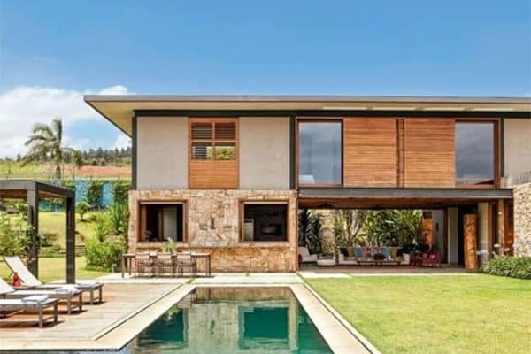featured posts image for Delightful country house retreat in Brazil merges indoor and outdoor