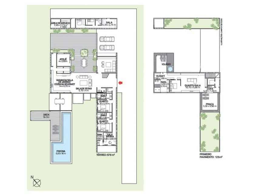 Country House Retreat-MPG Arquitetura-10-1 Kindesign