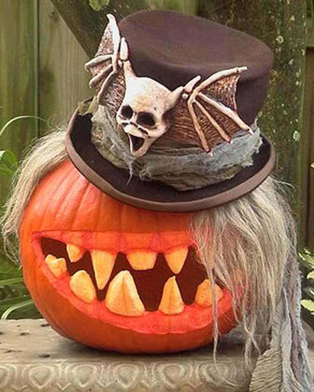 Creative Halloween Pumpkin Carving Ideas-14-1 Kindesign