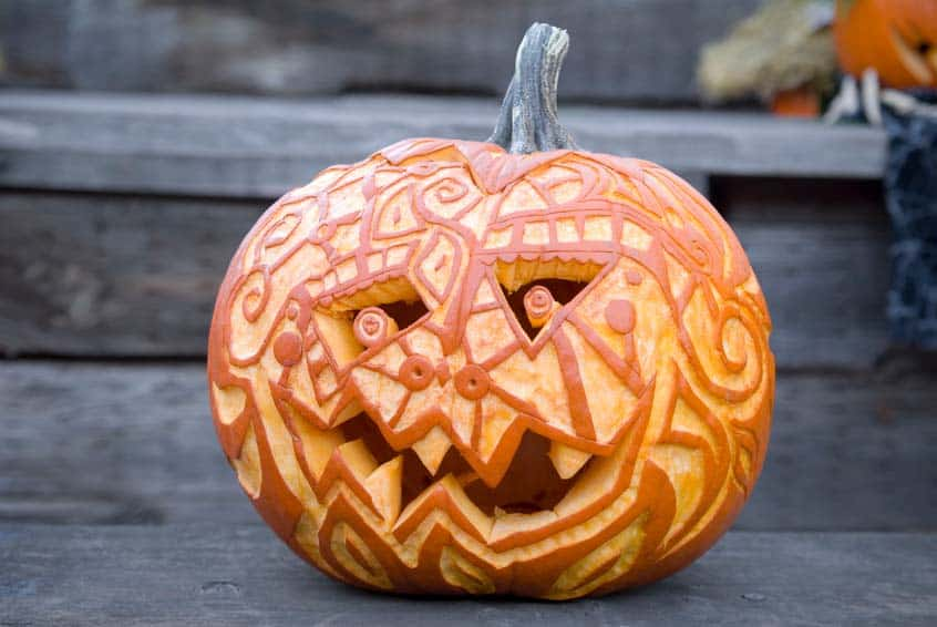 Creative Halloween Pumpkin Carving Ideas-24-1 Kindesign