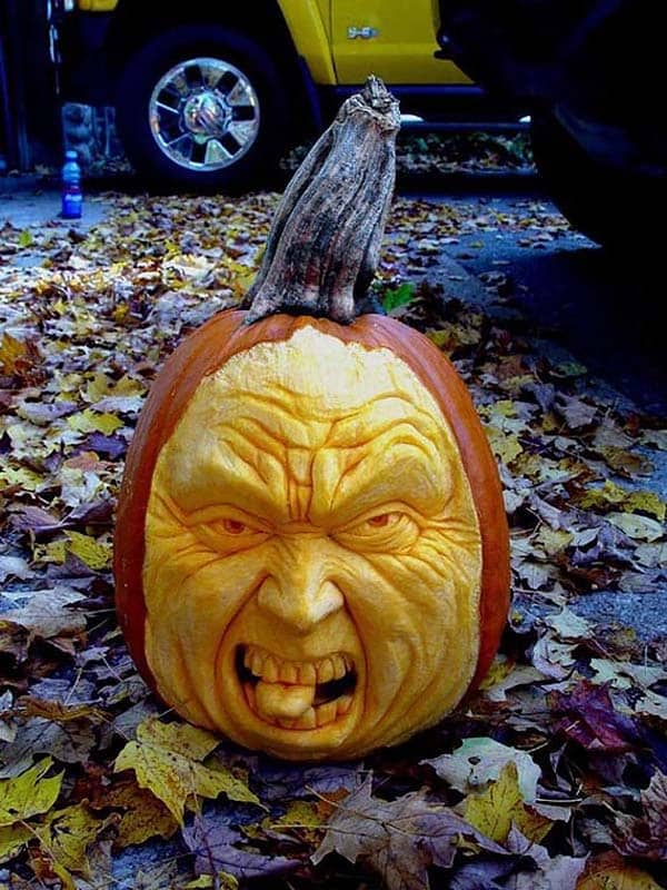 Creative Halloween Pumpkin Carving Ideas-26-1 Kindesign