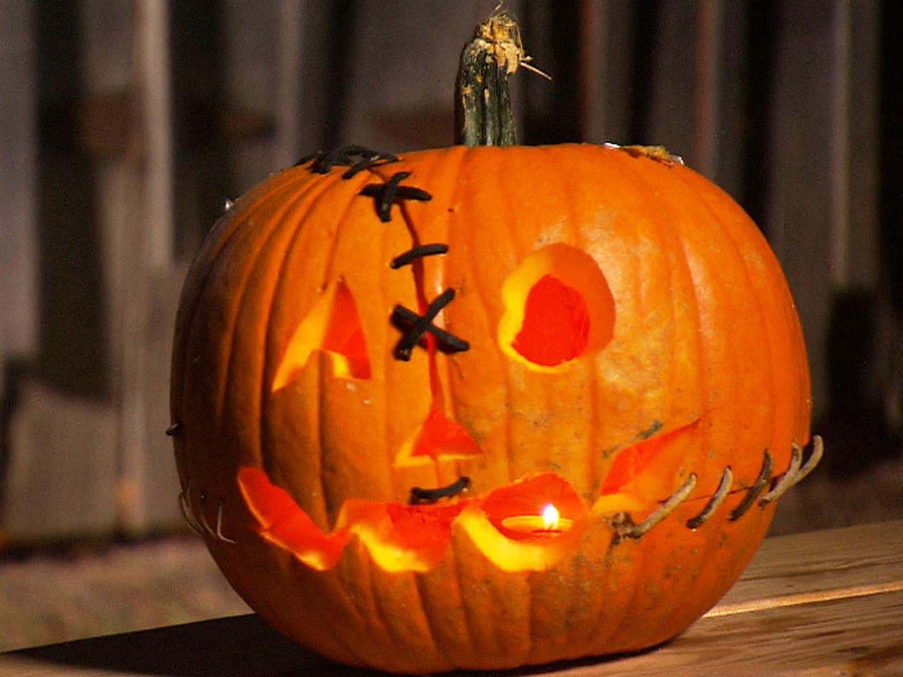 Amazingly creative halloween pumpkin carving ideas