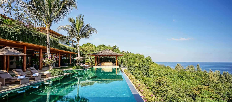 christmas mountain villas for rent