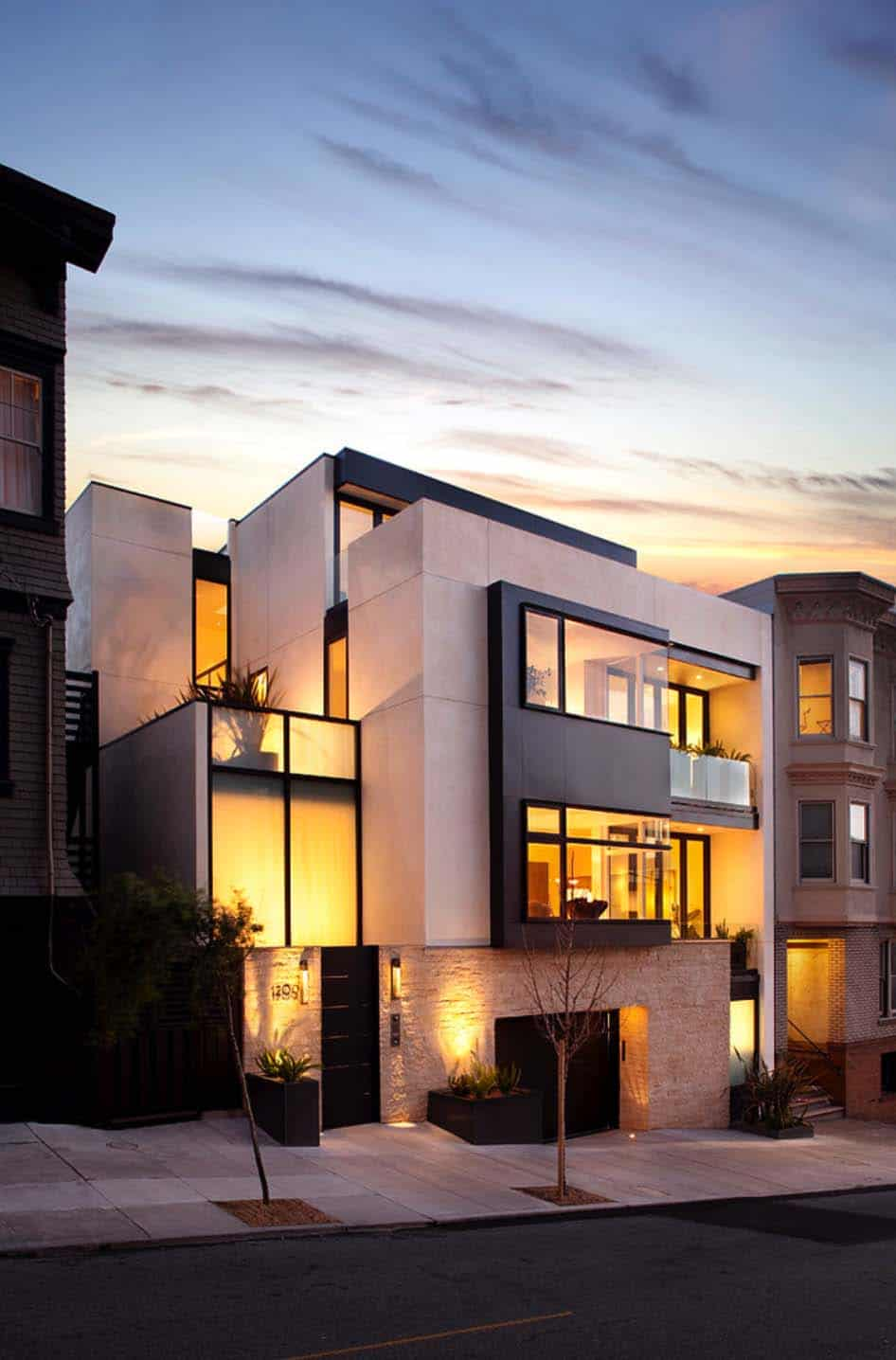 Modern Architecture LEED Platinum Home-01-1 Kindesign