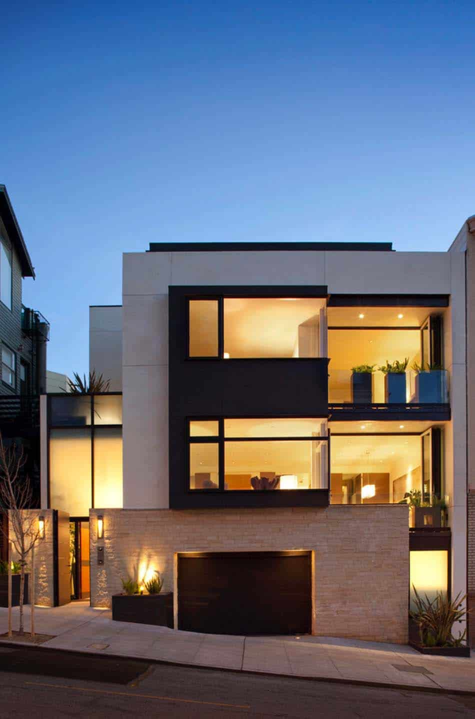 Modern Architecture LEED Platinum Home-02-1 Kindesign