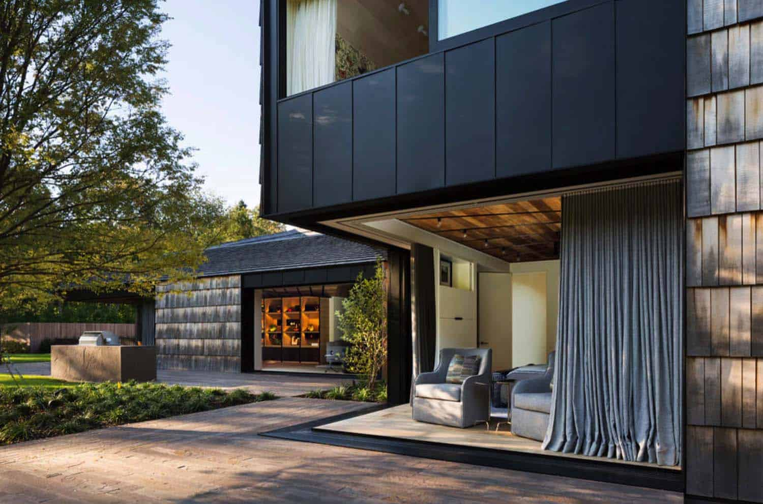 Modern Family Home-Bates Masi Architects-04-1 Kindesign