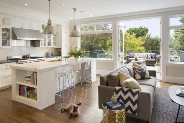 featured posts image for Spacious and light-filled family home renovation in San Francisco
