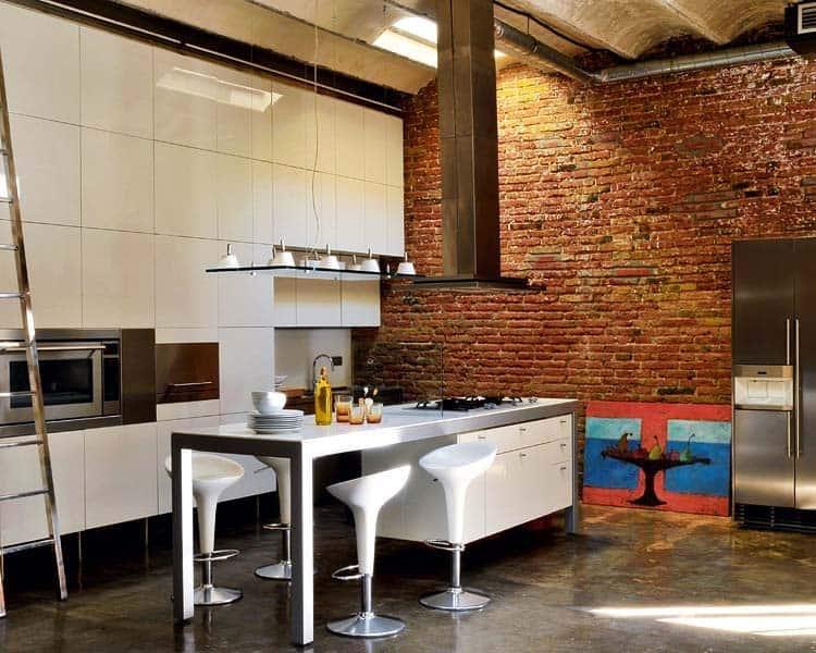 Modern Loft Apartment-Studio Minim-06-1 Kindesign
