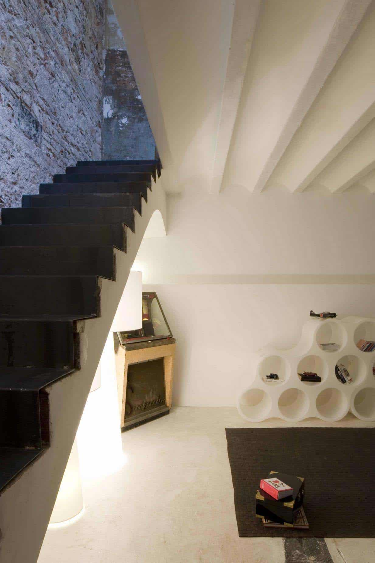 Modern Loft Apartment-Studio Minim-10-1 Kindesign