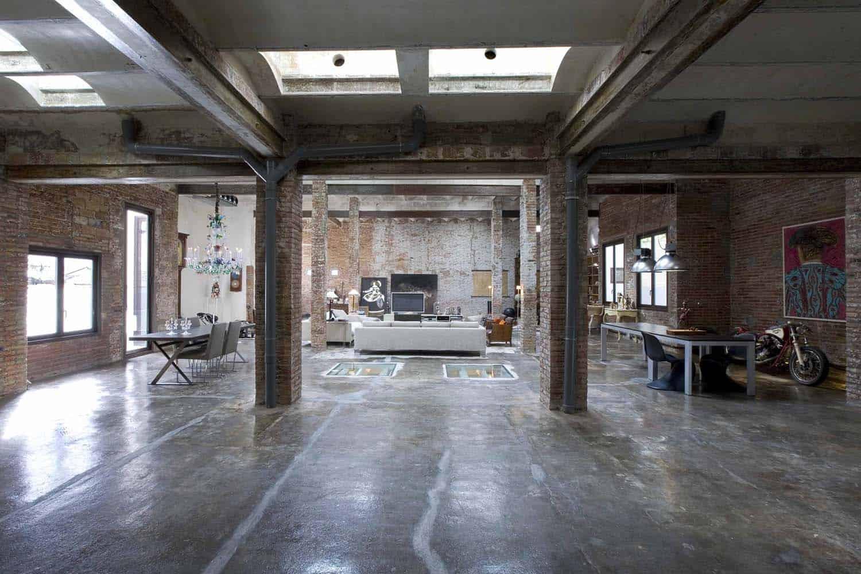 Modern-Loft-Apartment-Studio-Minim-11-1-Kindesign Industrial Warehouse Loft Design on church loft, factory loft, residential loft, shop loft, garage loft, office loft, home loft,